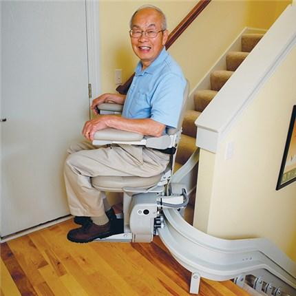 Merveilleux ... Bruno Stairlift Gold Warranty: Five Year Major Components; Two Year  Parts